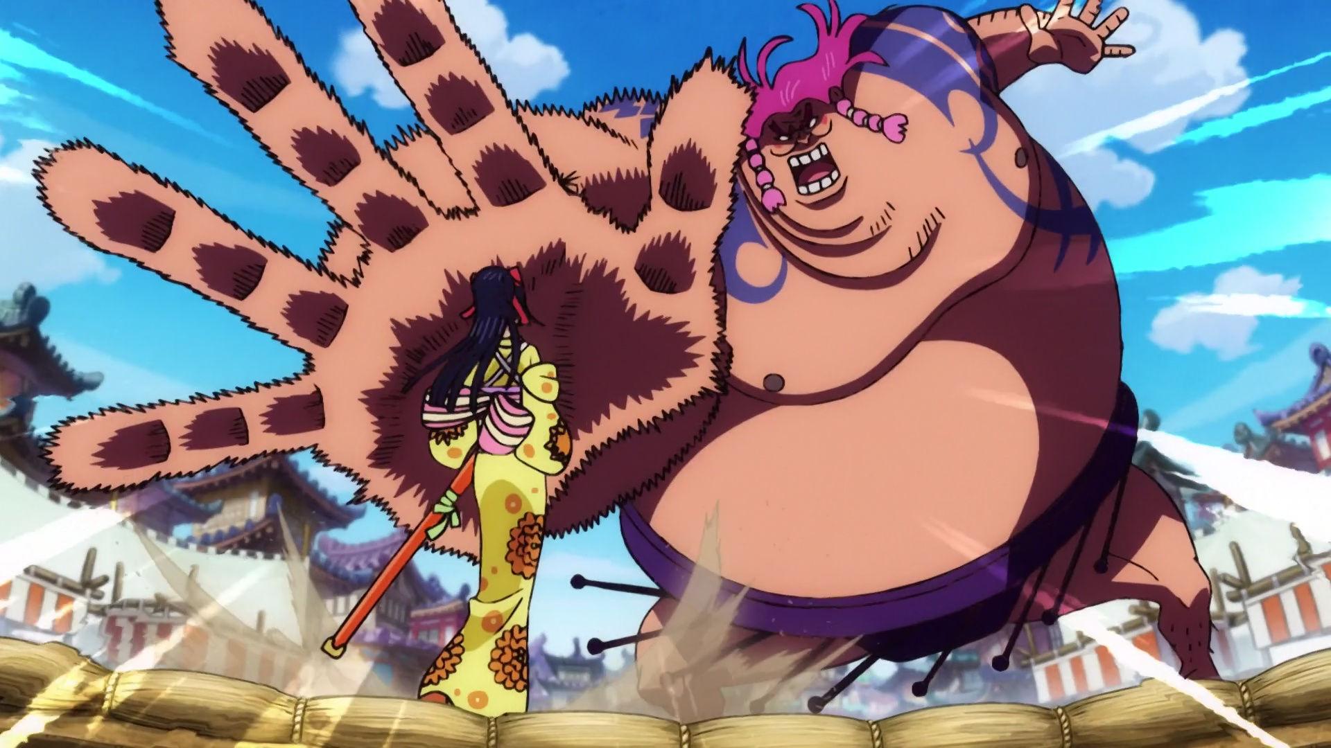 One Piece 903 VOSTFR SD/HD/HD 10BITS/FHD News background