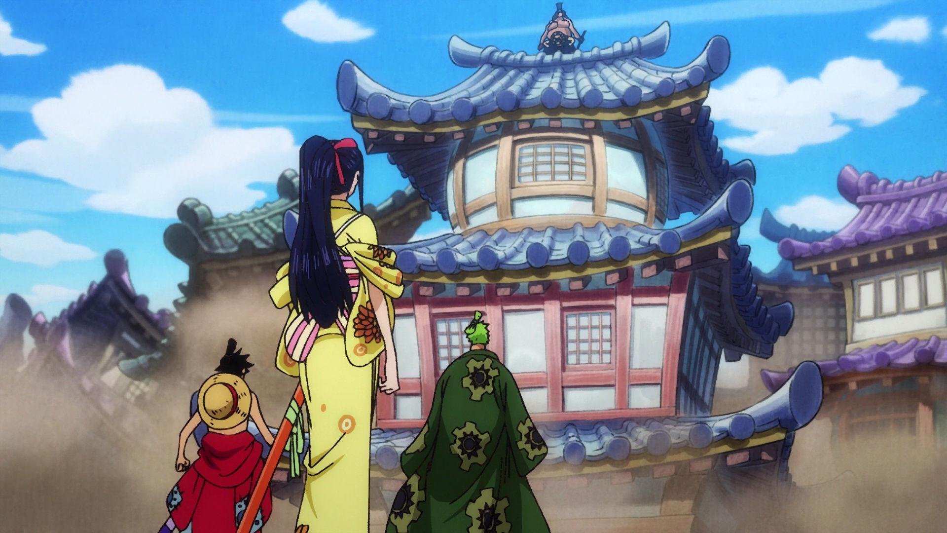 One Piece 905 VOSTFR SD/HD/HD 10BITS/FHD News background