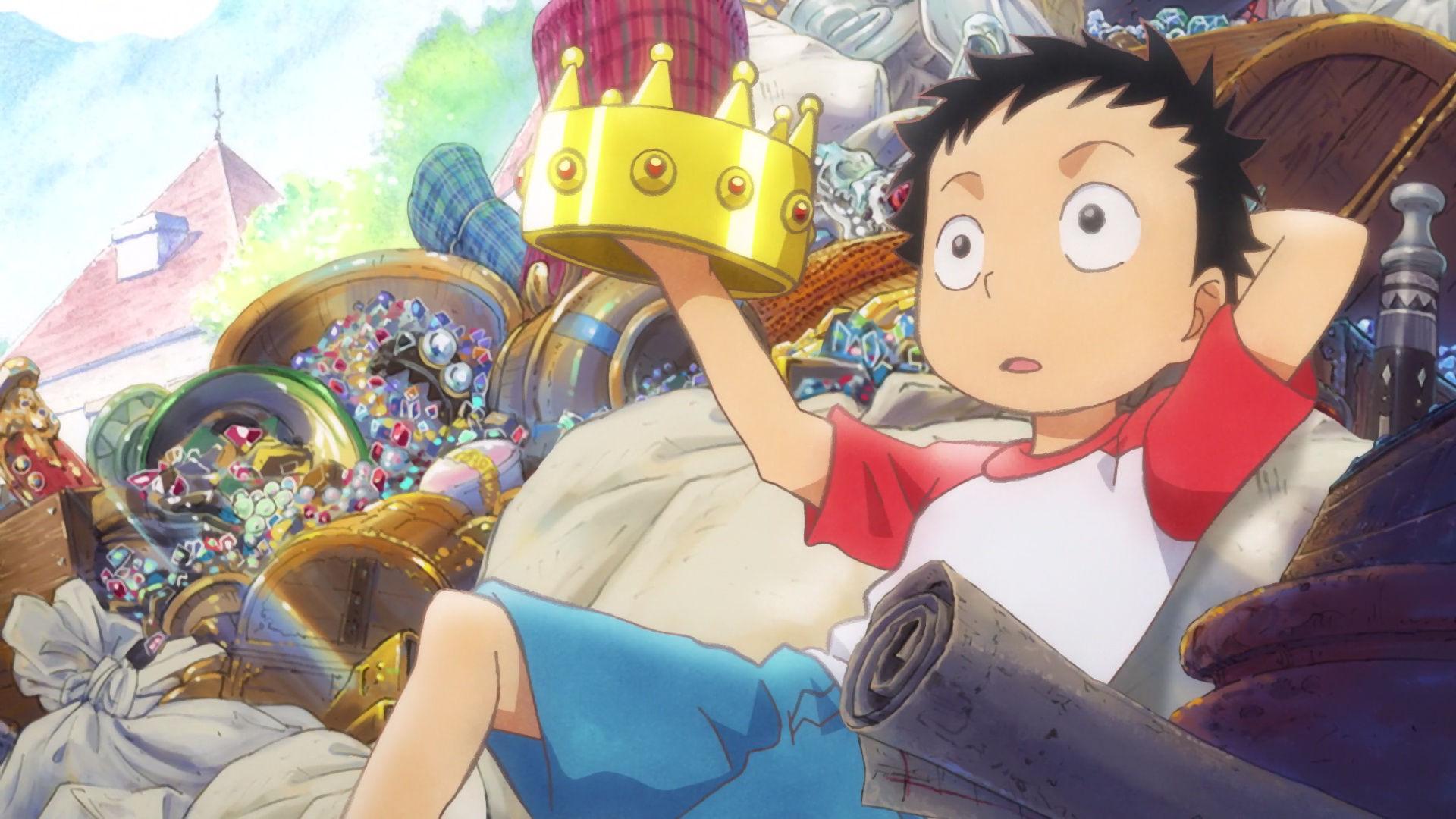 One Piece 907 Spécial 20 Ans Romance Dawn VOSTFR SD/HD/HD 10BITS/FHD News background