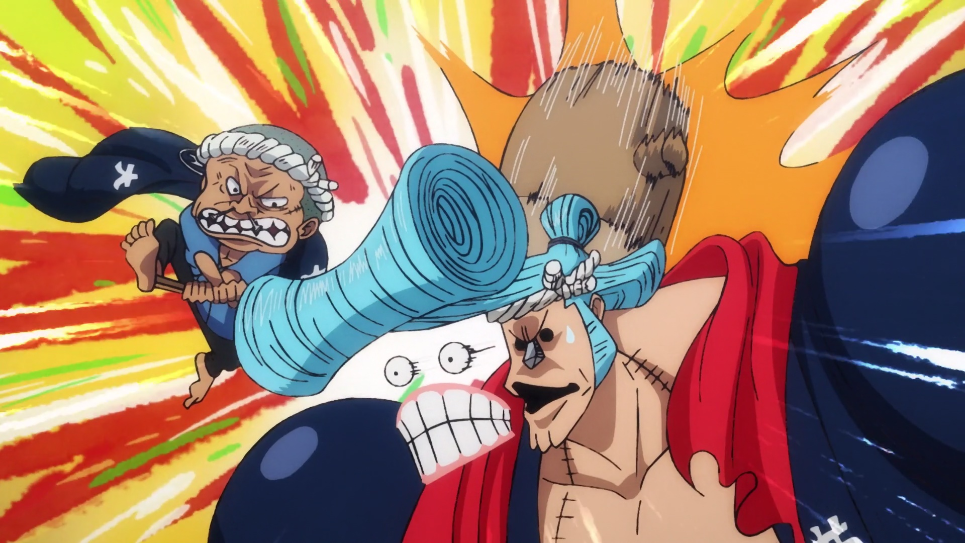 ONE PIECE 922 VOSTFR SD/HD/HD 10BITS/FHD News background