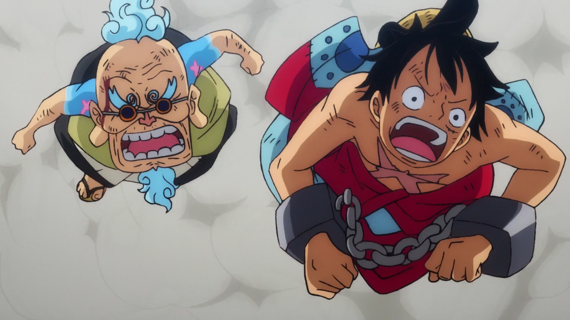 ONE PIECE 931 VOSTFR SD/HD/HD 10BITS/FHD News background