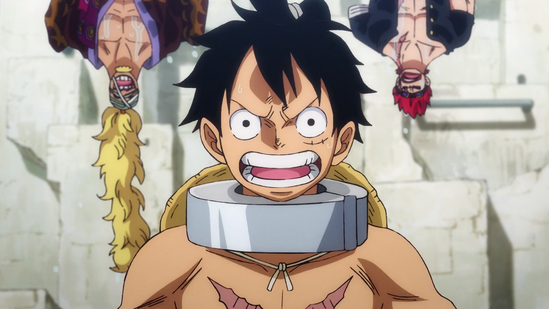 ONE PIECE 943 VOSTFR SD/HD/HD 10BITS/FHD News background