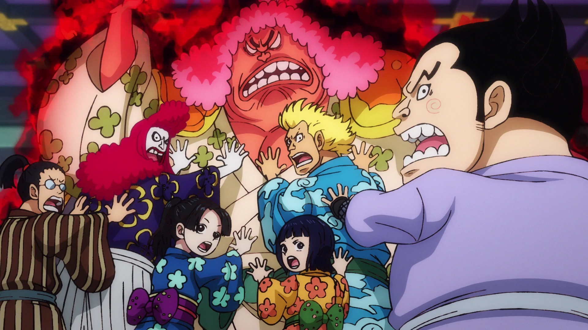 ONE PIECE 962 VOSTFR SD/HD/HD 10BITS/FHD News background
