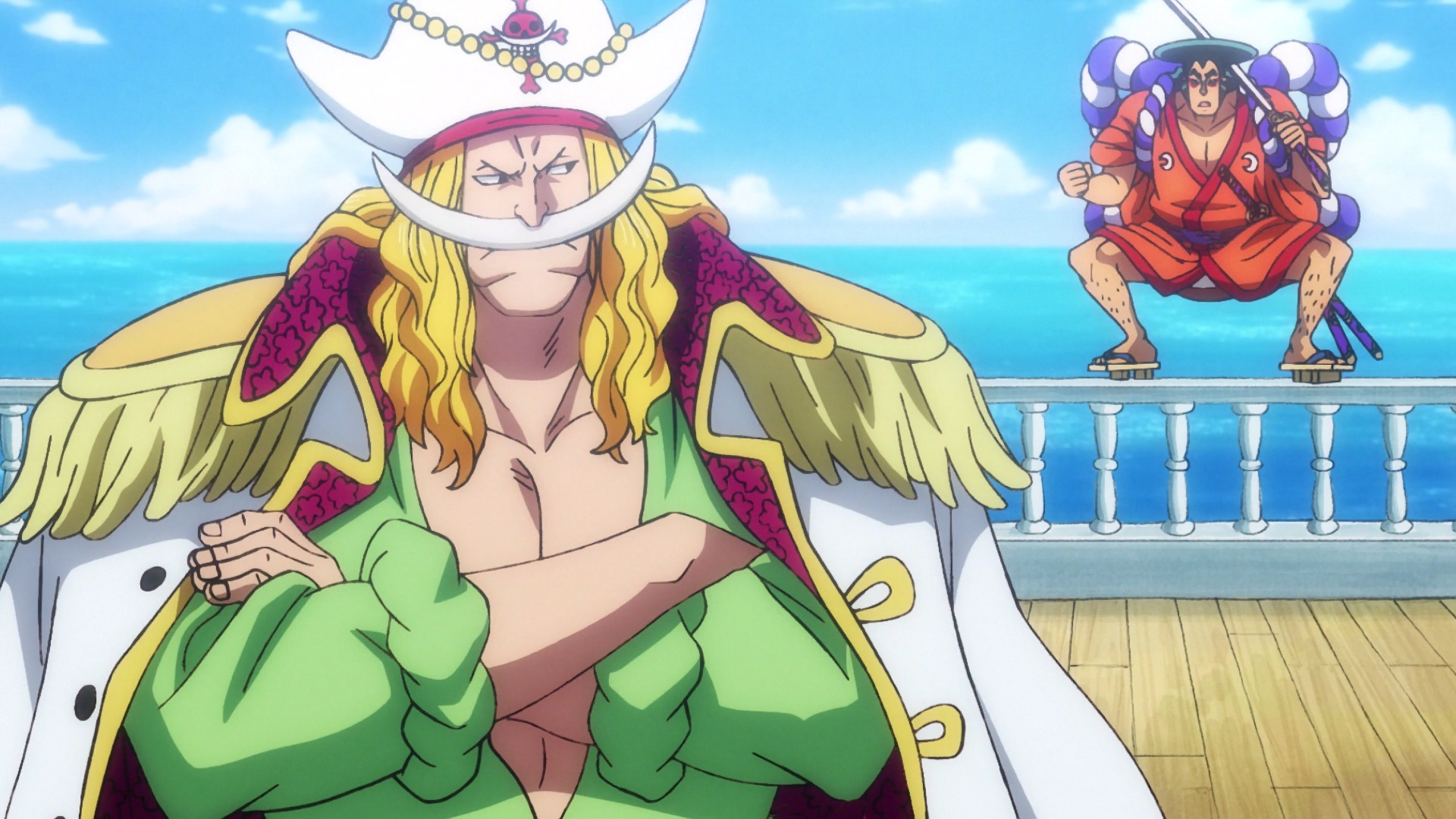 ONE PIECE 964 VOSTFR SD/HD/HD 10BITS/FHD V2 News background
