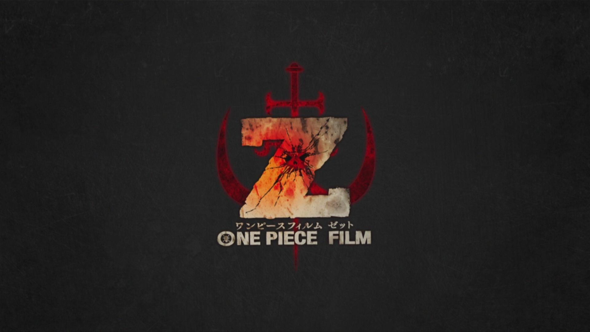 One-Piece Film 12 : Z News background