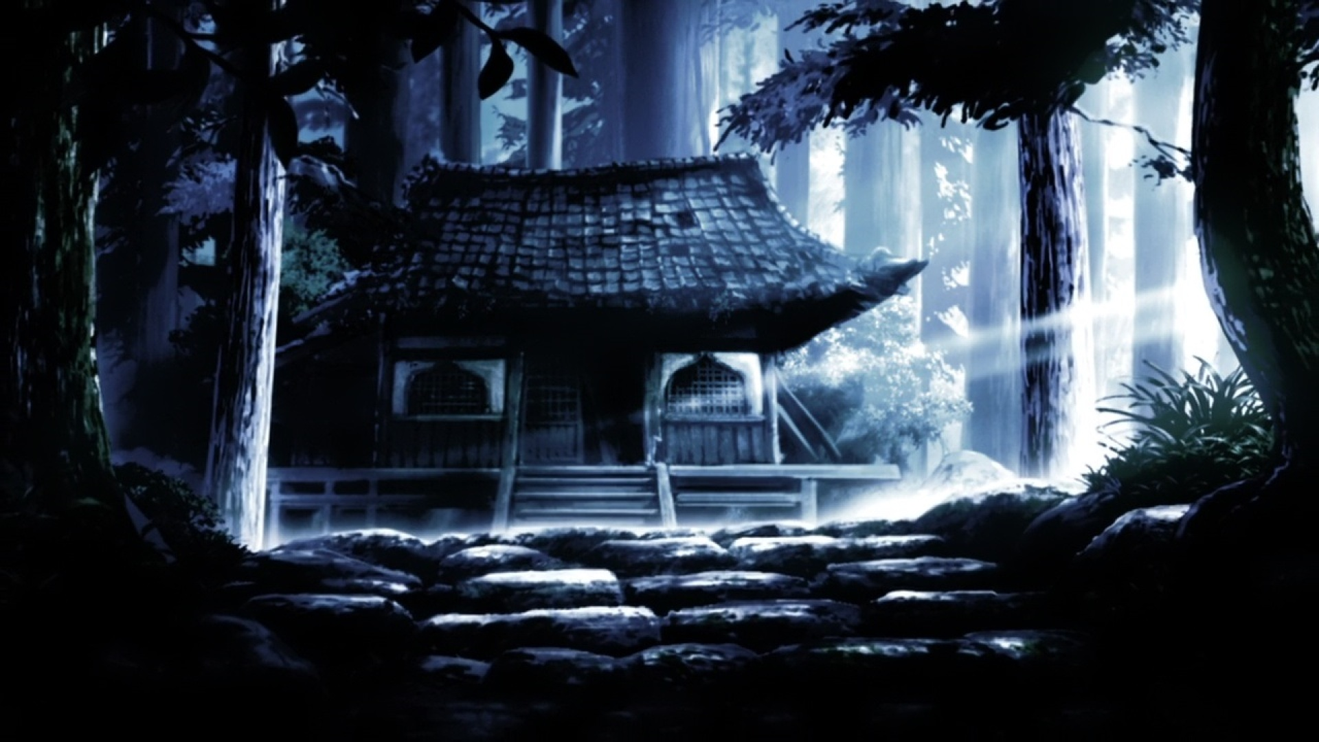 Onihei-Hankacho The Animation 02 & 03 VOSTFR SD/HD/HD10Bits News background